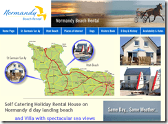 Normandy Beach Rental